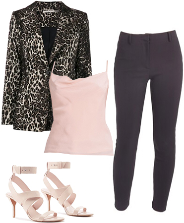 Leopard Lover Outfit Inspiration