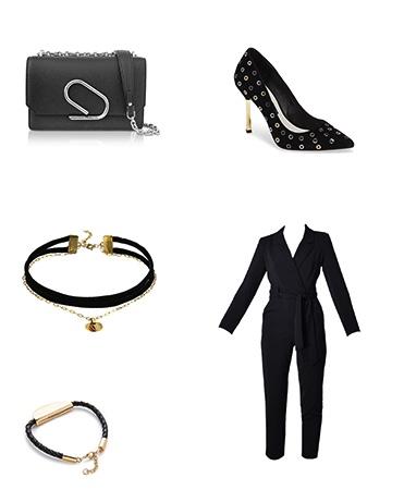 Wrap Jumpsuit Outfit Inspiration