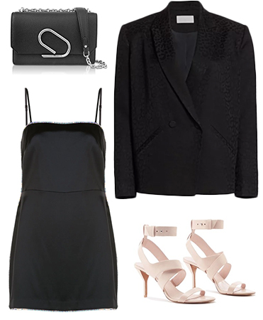 Ladies Night Out Outfit Inspiration