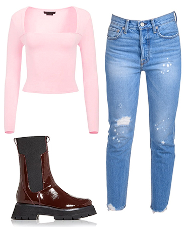 Lug Sole Boot Outfit Inspiration