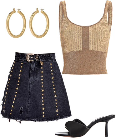 Micro Mini Outfit Inspiration